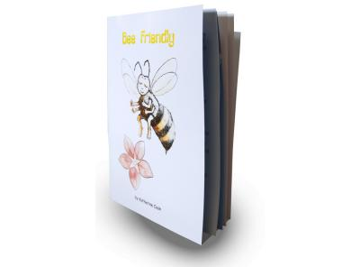 Bee Friendly Children's Bee Book
