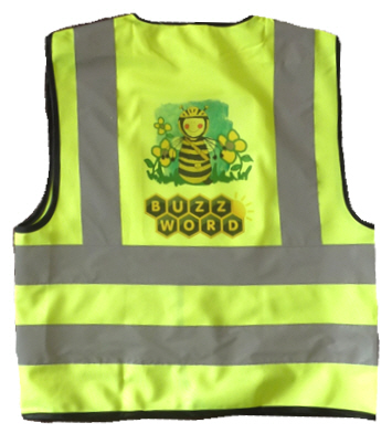 Bee Safe Children's High Visibility Jacket
